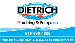Dietrich Plumbing and Pump